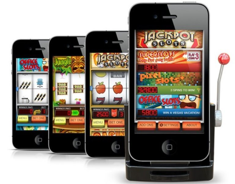 Embed Free Slots Machines on your site